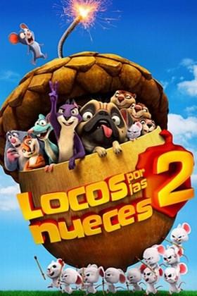Poster de: Locos Por Las Nueces 2