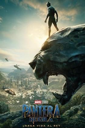Poster de: La Pantera Negra