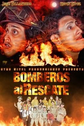 Poster de: Bomberos Al Rescate