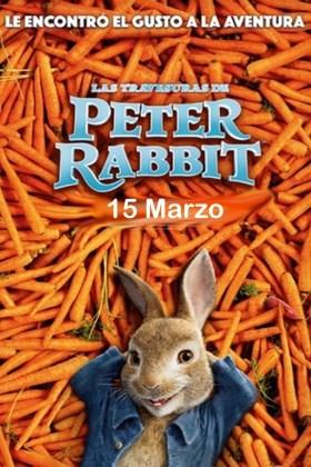Poster de: Travesuras Peter Rabbit