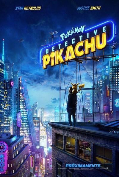 Poster de:1 Pokémon Detective Pikac