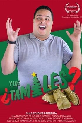 Poster de:2 Y Los Tamales