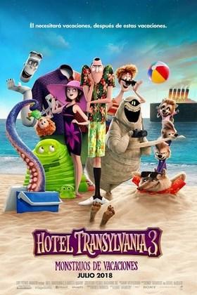 Poster de: Hotel Transilvania 3