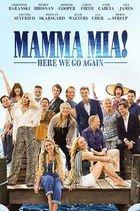 Poster de:2 Mamma Mia: Vamos Otra V