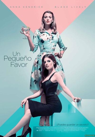 Poster de: Un Peque�O Favor