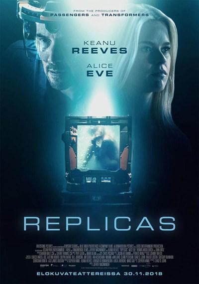 Poster de:1 Replicas