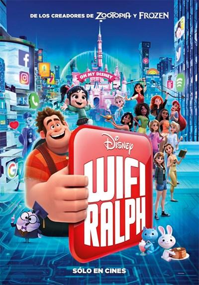 Poster de:1 Wifi Ralph 2