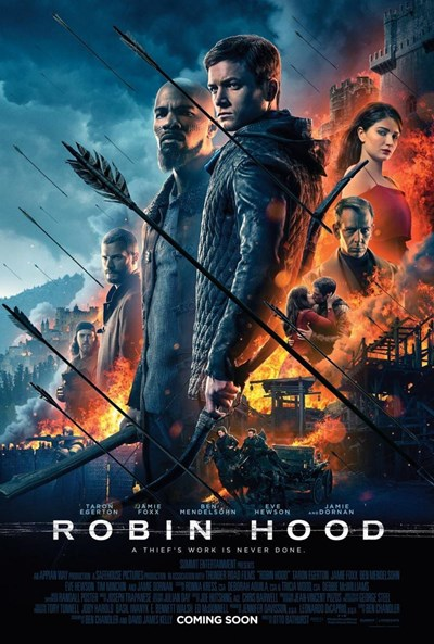 Poster de:1 Robin Hood