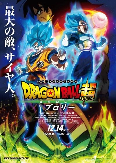 Poster de: Dragonball Super: Broly