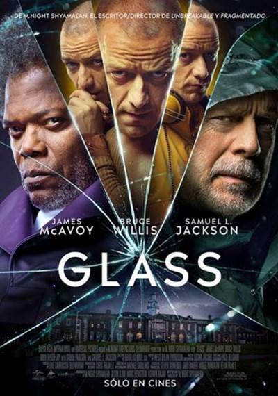 Poster de:2 Glass: Cristal