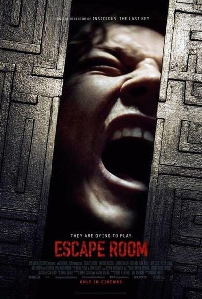 Poster de:2 Sin Escape