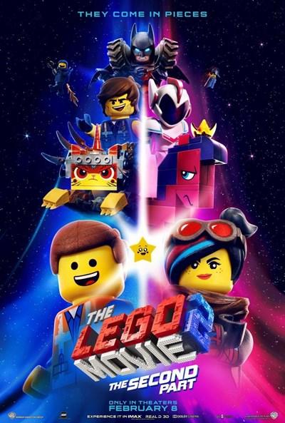 Poster de:2 Lego Movie 2