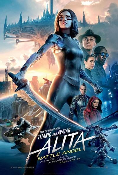 Poster de:2 Alita La Ultima Guerre
