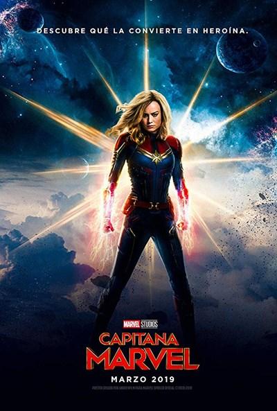 Poster de: Capitana Marvel